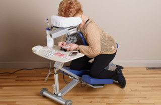 Motorized Face Down Chair
