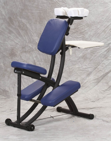 Seated Support - face down chair